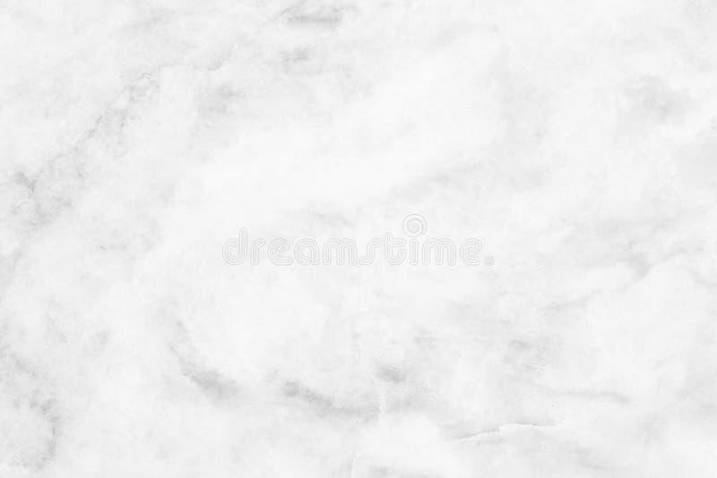 Struttura (grigia) bianca del marmo, struttura dettagliata di marmo in naturale modellato per fondo e progettazione immagini stock libere da diritti