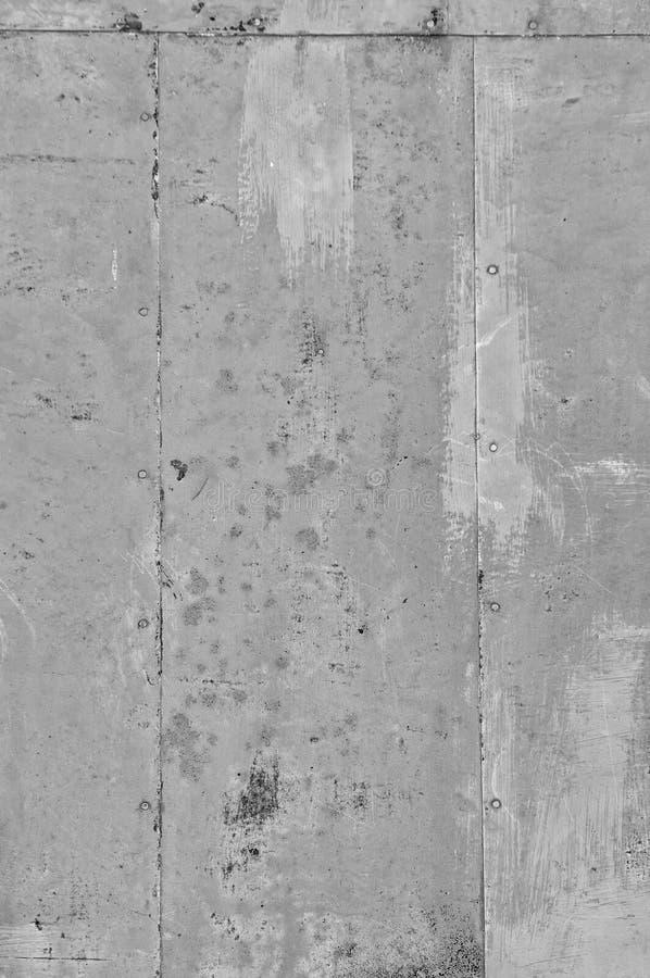 Grey Metal Background Texture fotografie stock libere da diritti