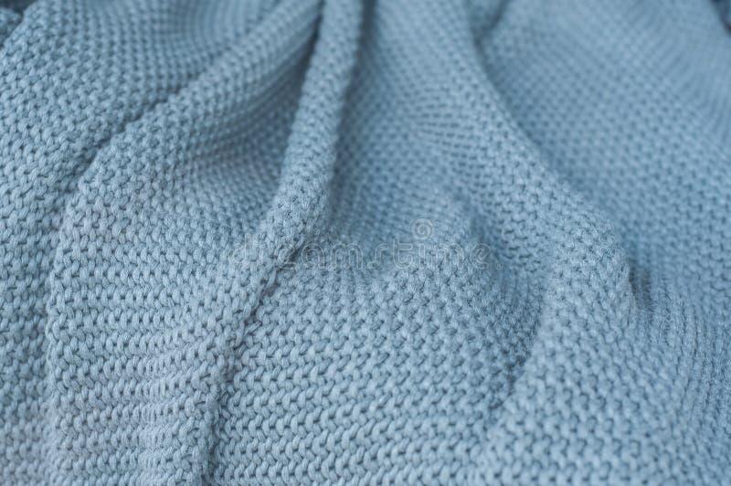 struttura grigia del tessuto di lana fotografie stock libere da diritti