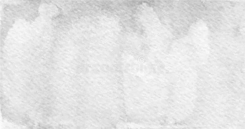 Struttura grigia dipinta a mano di vettore Utilizzabile come fondo royalty illustrazione gratis