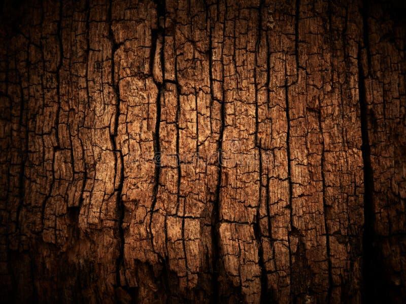 Struttura incrinata vecchio legno immagini stock
