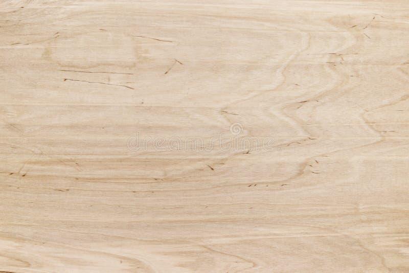 Struttura leggera dei bordi di legno, fondo del surfa di legno naturale immagini stock libere da diritti