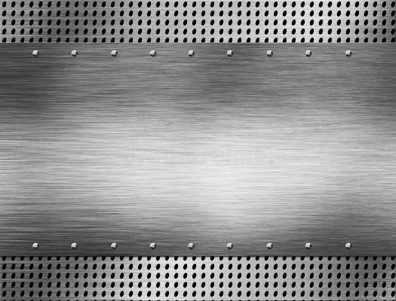 Struttura metallica illustrazione di stock