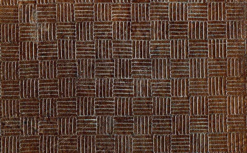 Struttura metallica di Brown fotografie stock libere da diritti