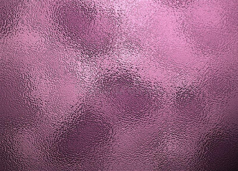 Struttura metallica rosa fotografia stock