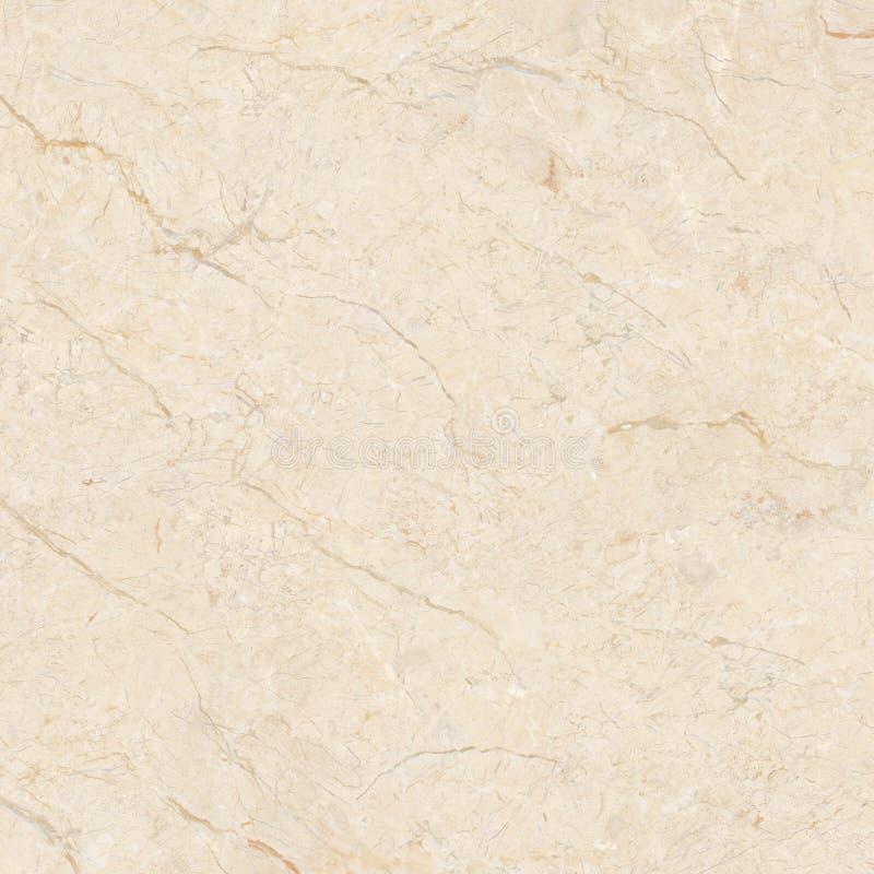 Struttura modellata marmo beige leggero fotografia stock libera da diritti