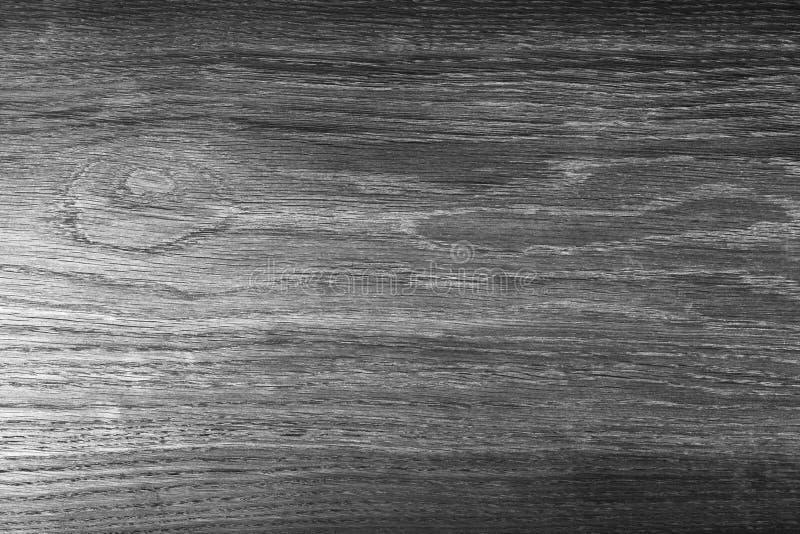 Struttura molto scura del legno nero di lustro Fondo della quercia per il vostro progetto unico fotografia stock libera da diritti
