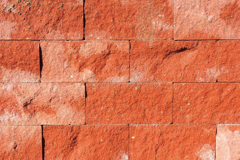 Struttura, muro di mattoni fotografia stock