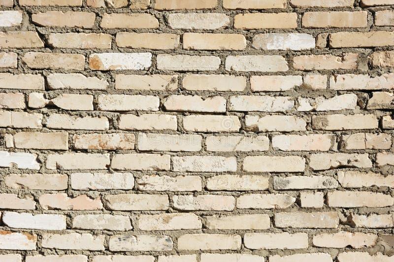 Struttura, muro di mattoni immagini stock