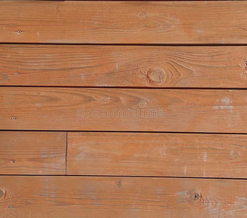 Struttura naturale, schermo di legno rilegato, fondo dipinto di legno immagine stock libera da diritti