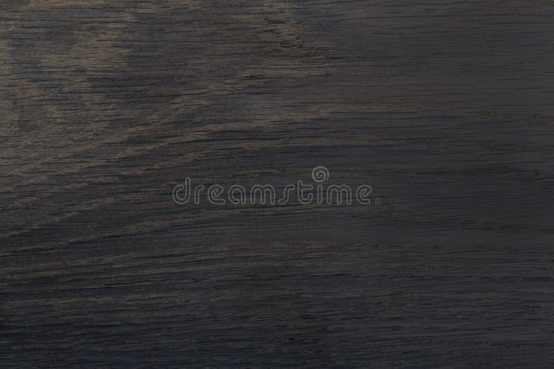 Struttura nera di legno del bordo fotografia stock