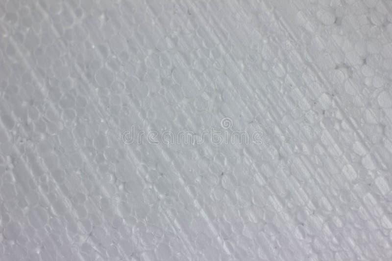 Struttura o fondo del polistirene espanso di alta qualità immagini stock