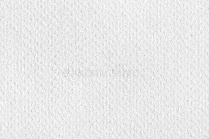 Struttura o fondo di Libro Bianco dell'acquerello sulla macro fotografia stock libera da diritti