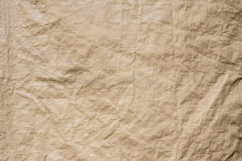 Struttura o priorità bassa della tela incatramata fotografia stock
