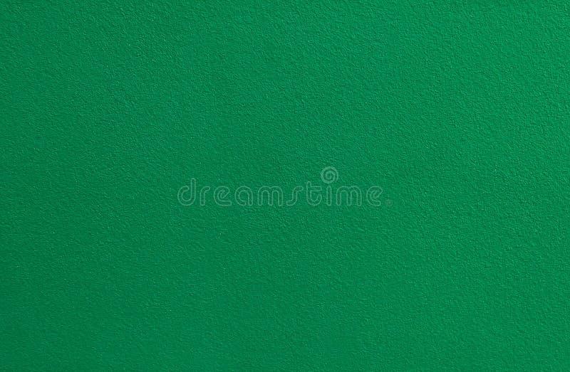 Struttura orizzontale di Olive Stucco Wall Background verde fotografia stock libera da diritti