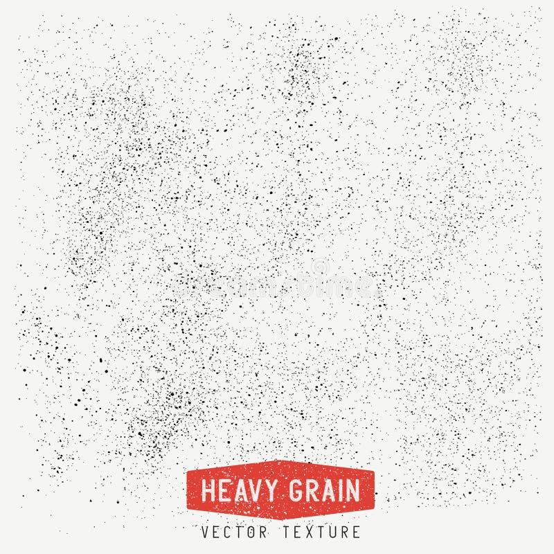 Struttura pesante di vettore del grano royalty illustrazione gratis