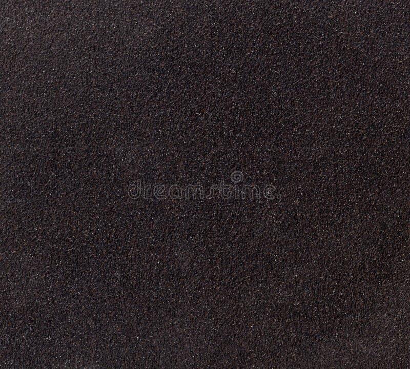 Struttura principale della carta vetrata Struttura del grano fotografie stock libere da diritti