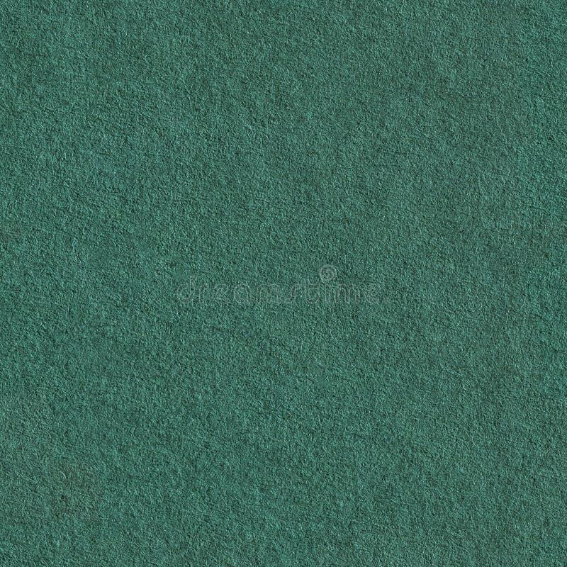 Struttura quadrata senza giunte Carta verde scuro del mestiere Mattonelle pronte fotografia stock libera da diritti