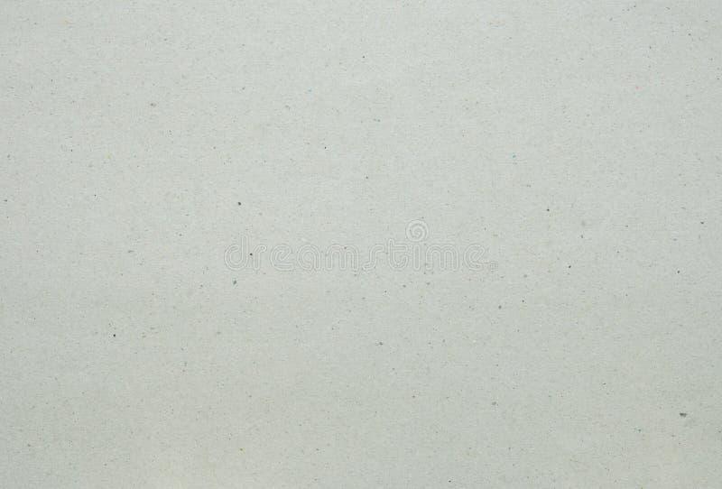 Struttura riciclata grigia del cartone fotografie stock libere da diritti