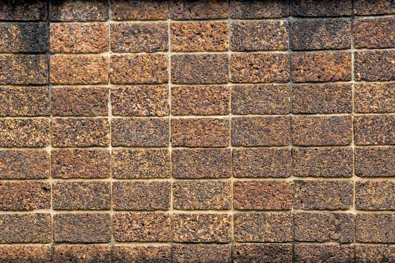 Struttura rossa del muro di mattoni immagini stock libere da diritti