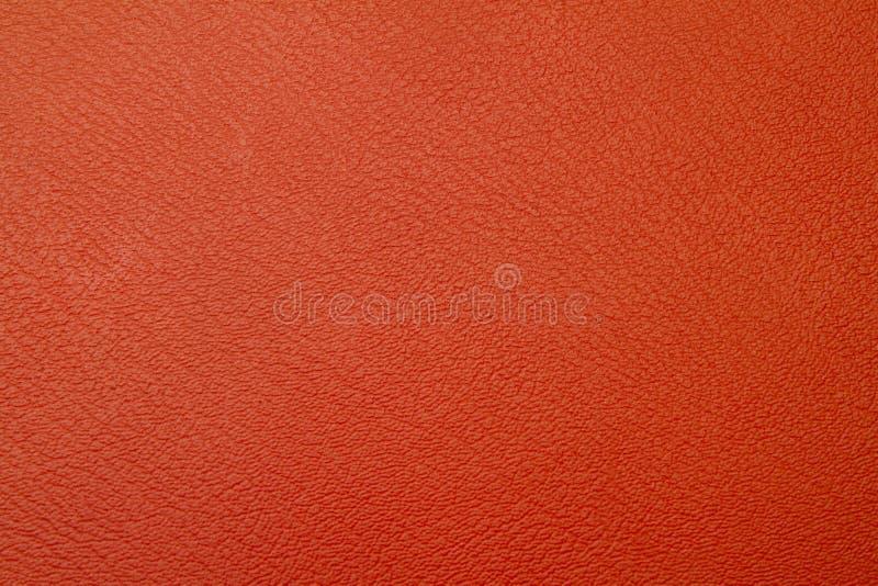 Struttura rossa di cuoio immagini stock