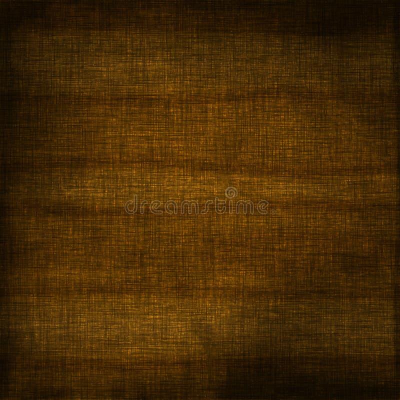 Struttura rurale marrone granulare del tessuto o di legno illustrazione di stock