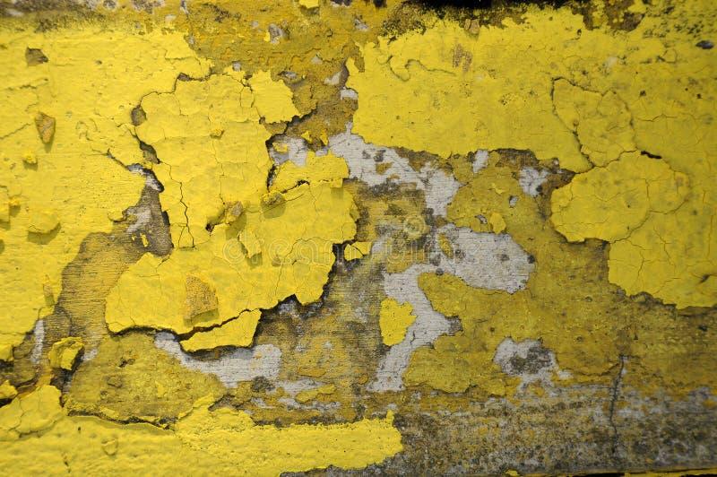 Struttura scheggiata della vernice fotografie stock