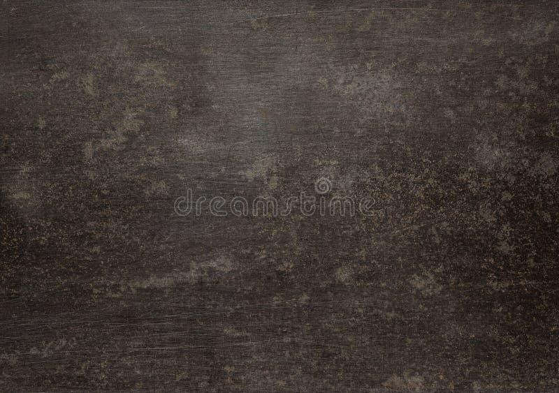 Struttura scura del metallo immagini stock