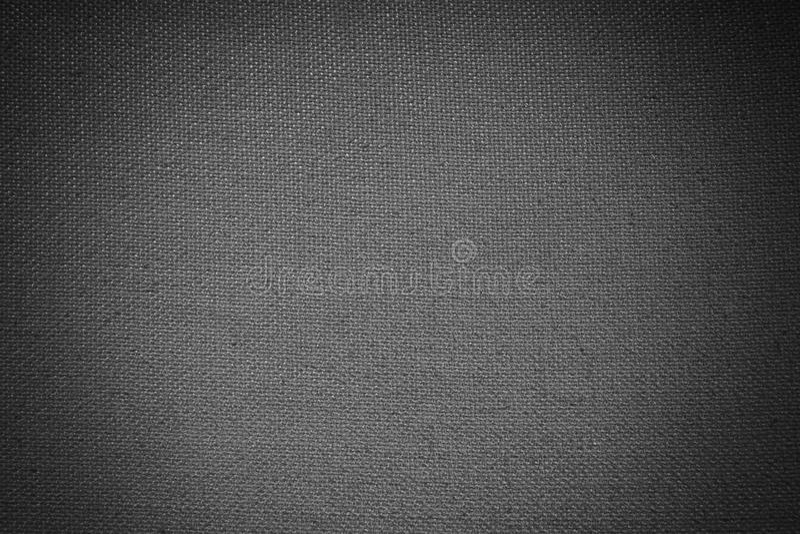 Struttura scura del tessuto fotografia stock