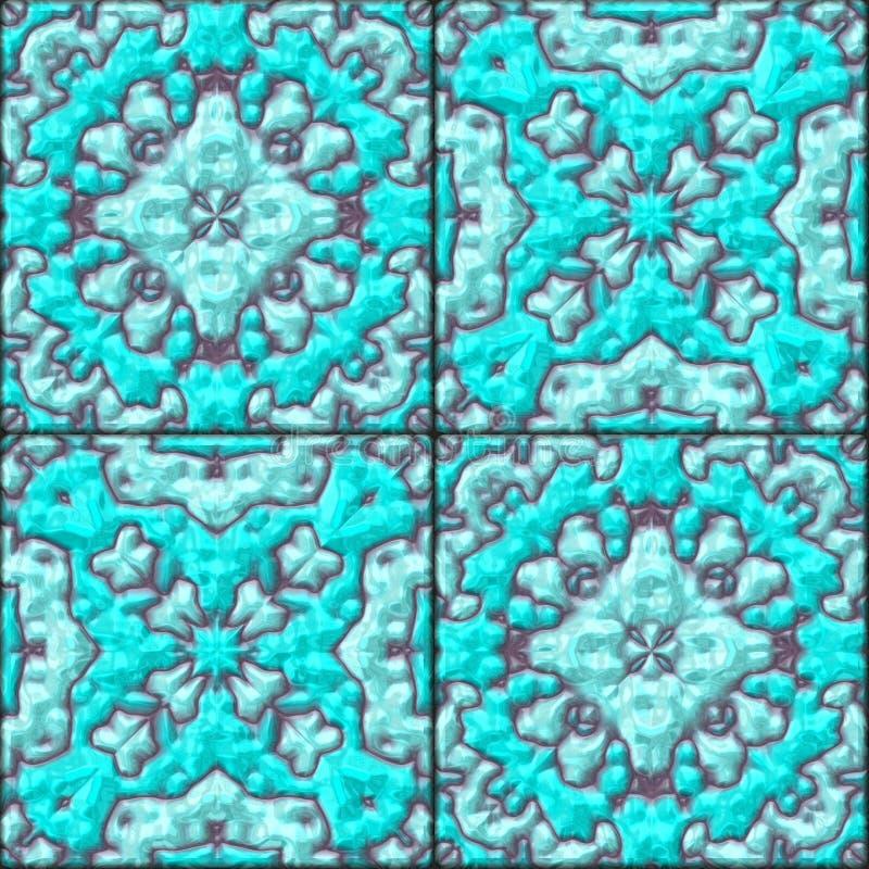 Struttura senza cuciture del modello delle piastrelle di - Piastrelle di ceramica ...