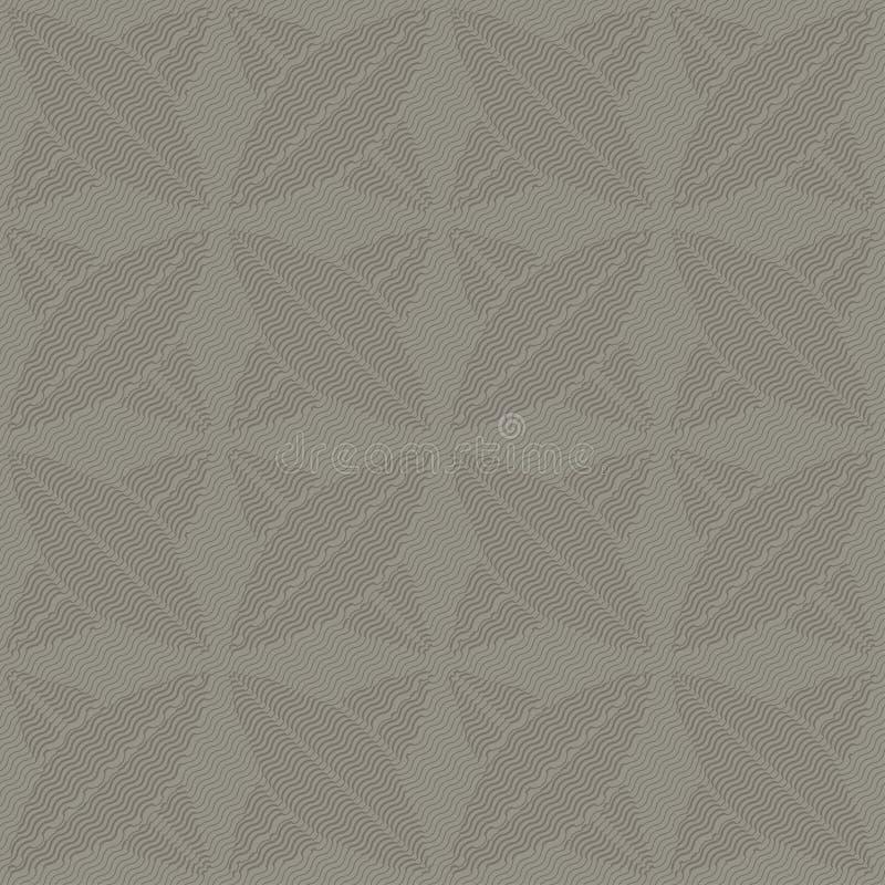 Struttura senza cuciture del reticolo di vettore impressa estratto royalty illustrazione gratis