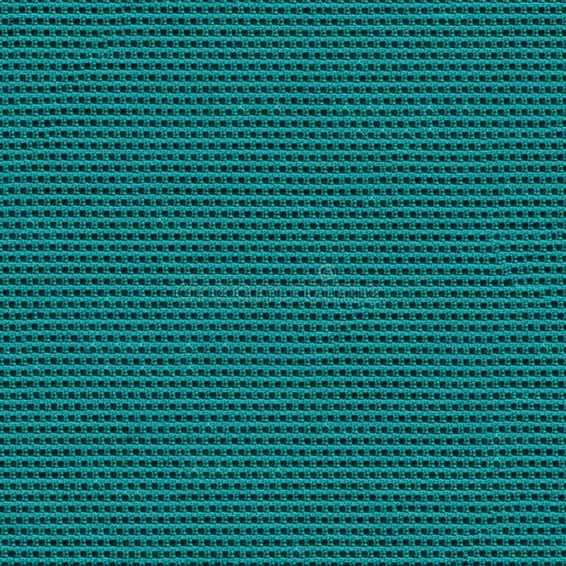 Struttura senza cuciture del tessuto dell'acquamarina Mappa di struttura per 3d e 2d royalty illustrazione gratis