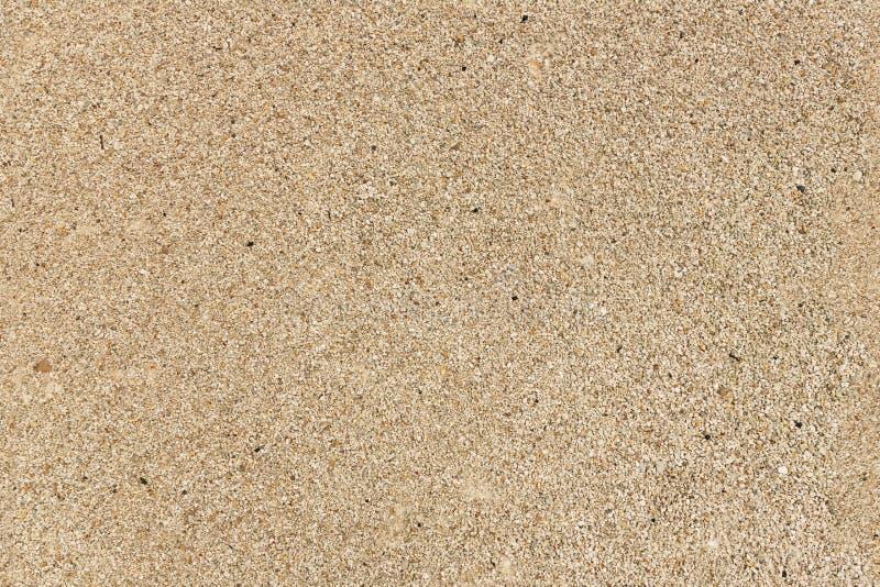 Struttura senza cuciture della sabbia immagine stock libera da diritti