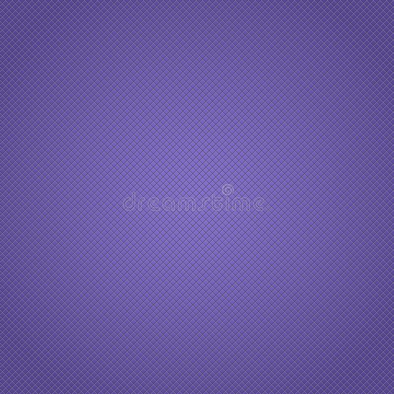 Struttura senza cuciture a strisce porpora scura illustrazione di stock