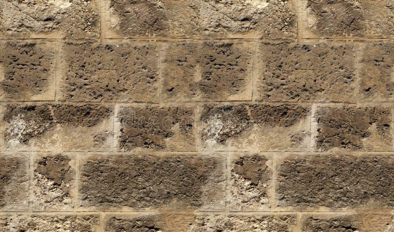 Struttura senza giunte della parete di pietra immagine stock