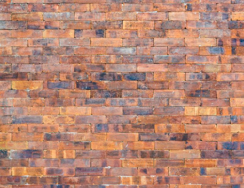 Struttura senza giunture del muro di mattoni immagine stock