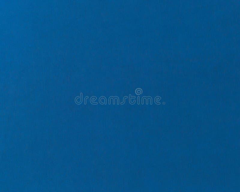 Struttura sottile del tessuto blu puro e semplice del tessuto fotografia stock libera da diritti