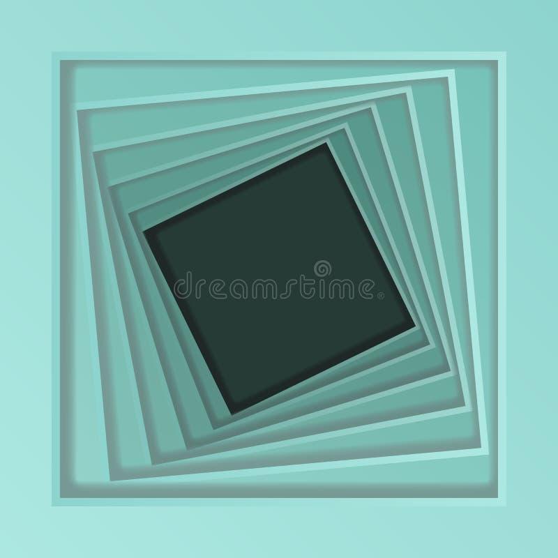 Download Struttura A Spirale Astratta. Illustrazione Vettoriale - Illustrazione di vettore, ombra: 30829120