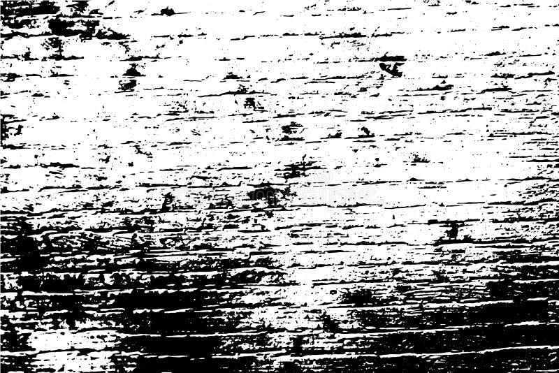 Struttura urbana di lerciume in bianco e nero con lo spazio della copia Polvere astratta della superficie dell'illustrazione e wi illustrazione vettoriale