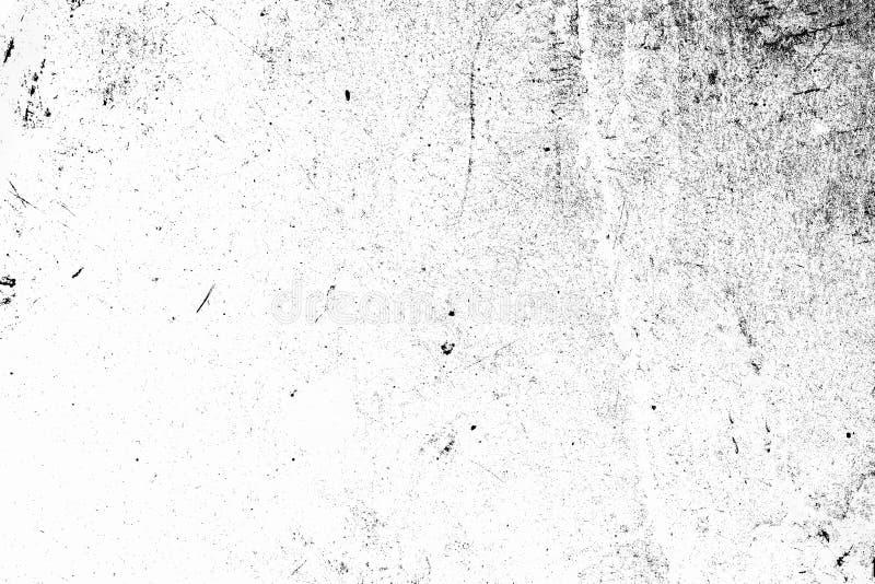 Struttura urbana di lerciume in bianco e nero con lo spazio della copia Sottragga la S fotografie stock