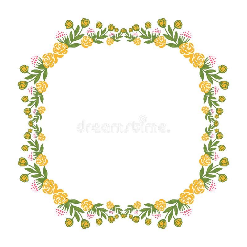 Struttura variopinta della corona del materiale illustrativo di progettazione dell'illustrazione di vettore illustrazione di stock