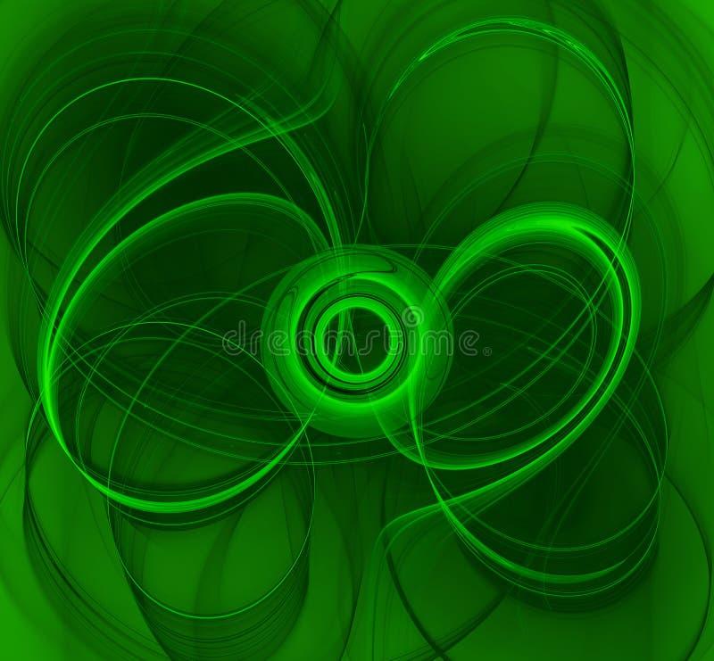 Download Struttura verde illustrazione di stock. Illustrazione di ornate - 56879896