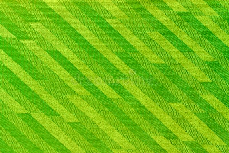 Struttura verde astratta del fondo, fondo geometrico Progettazione triangolare per il vostro affare, senza cuciture, modello immagine stock libera da diritti