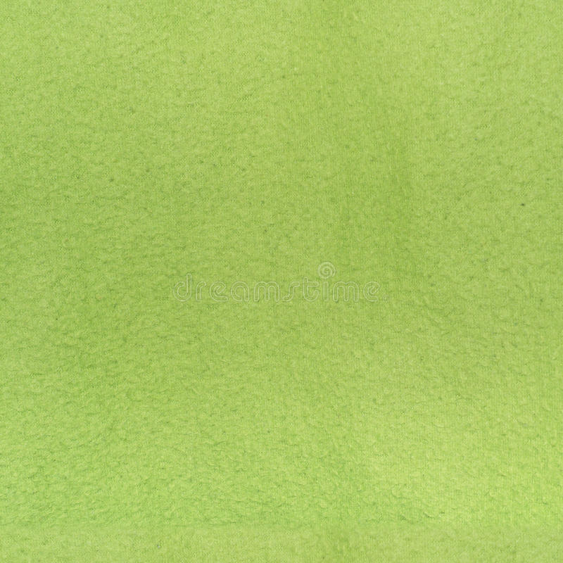 Struttura verde del tessuto immagini stock