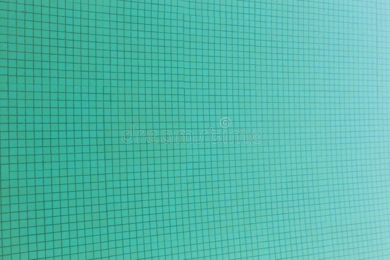 Struttura verde delle mattonelle immagine stock