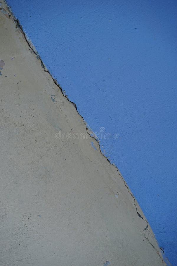 Struttura verniciata della parete fotografie stock libere da diritti
