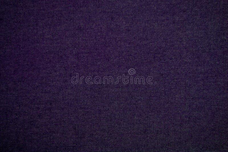 Struttura viola del tessuto, fondo del tessuto fotografia stock