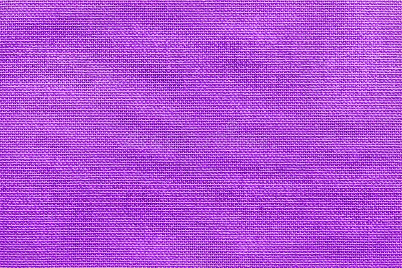 Struttura viola lilla luminosa di tessuto o della materia tessile fotografia stock