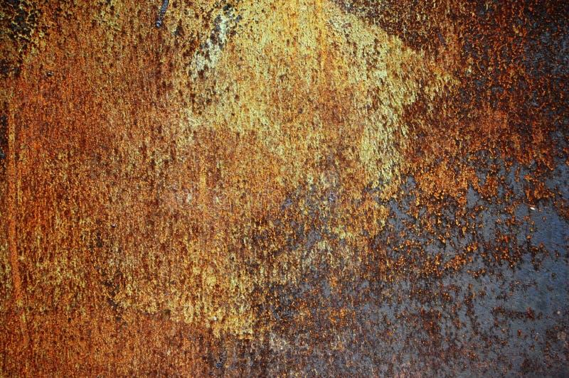 Strutturato arrugginito scheggiato della vernice fotografie stock