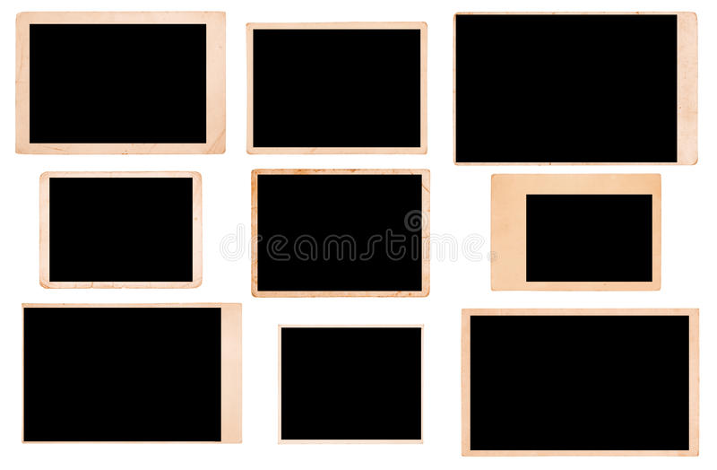 Strutture d'annata della foto fotografia stock libera da diritti